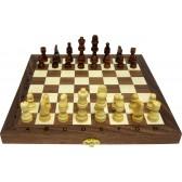 Шах и табла дървен