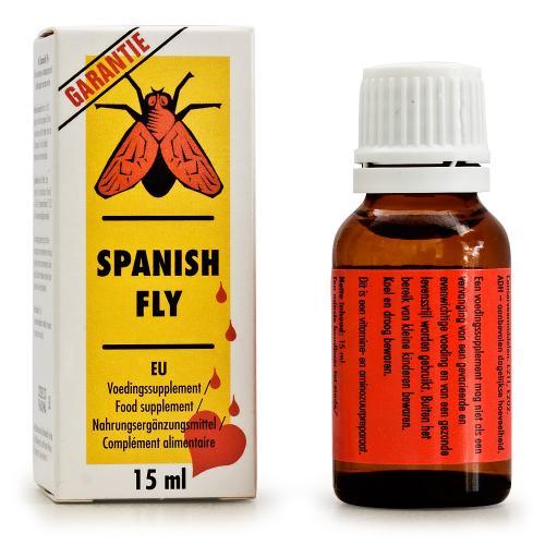 Възбуждащи капки Испанска муха 15 ml